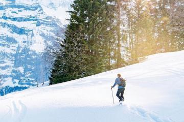Mùa đông – thời điểm đẹp nhất trong năm để du lịch Thụy Sĩ