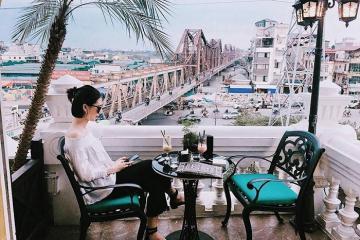 Khám phá ngay 5 tiệm cà phê 'nóc nhà' ở Hà Nội có view bao đẹp