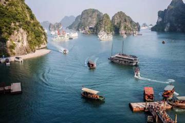 Việt Nam nằm trong top 10 điểm đến được yêu thích nhất thế giới
