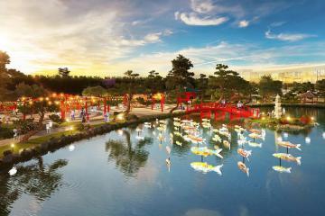 Bạn đã check in vườn Nhật Bản đang hot tại Hà Nội chưa?