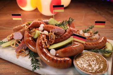 Du lịch Đức: Đột nhập 'thủ phủ xúc xích' khám phá 8 phiên bản vạn người mê