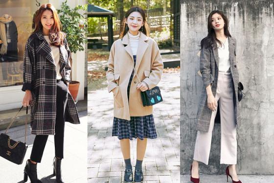6 kiểu áo khoác giữ ấm chưa bao giờ hết hot trong mùa đông