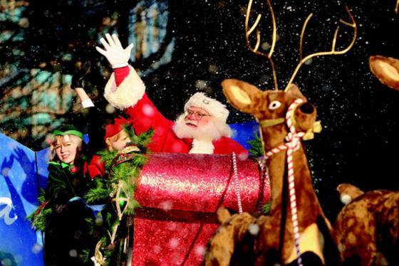 Du lịch Canada đón Giáng sinh ở 10 điểm đến đẹp nhất xứ sở lá phong