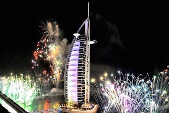 8 trải nghiệm thú vị khi đón năm mới tại 'xứ nhà giàu' Dubai