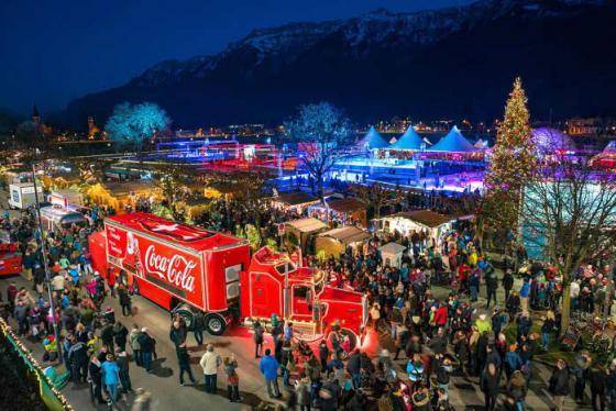 Du lịch Thụy Sỹ đón Giáng sinh ở 10 điểm đến đẹp nhất