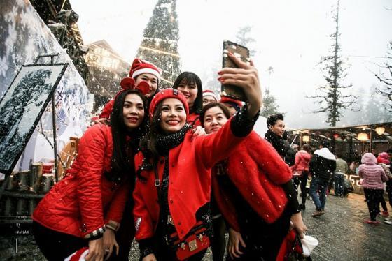 Đón Noel tại Sapa, tha hồ check-in, tận hưởng không khí lễ hội tưng bừng