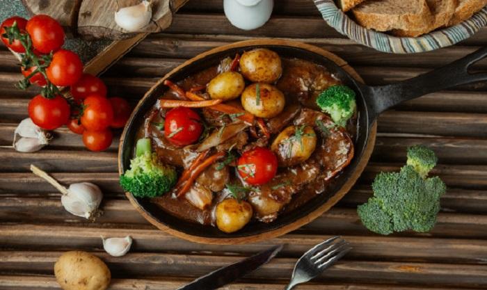 Carbonade Flamande là một món ăn truyền thống Bỉ