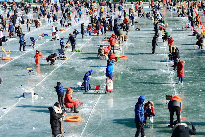 Lễ hội mùa đông