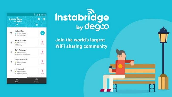 Sử dụng Ứng dụng Instbridge là cách tiết kiệm dung lượng mạng hiệu quả khi đi du lịch