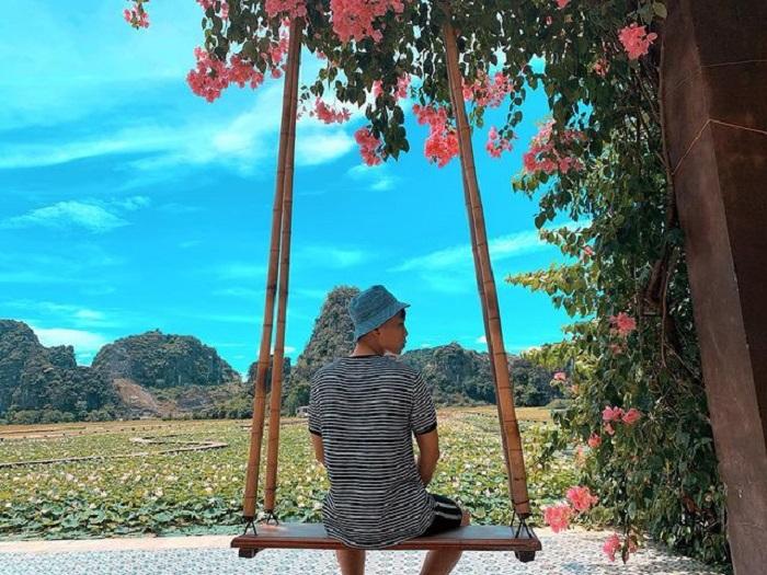 Cảnh đẹp hang Múa Ecolodge Ninh Bình