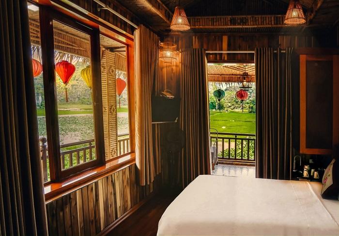 Phòng ở Hang Múa Ecolodge Ninh Bình