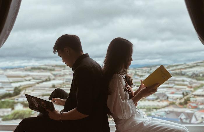 khách sạn thư viện Đà Lạt