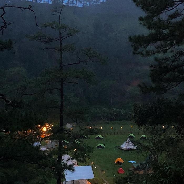 Khu cắm trại Dalat Camp