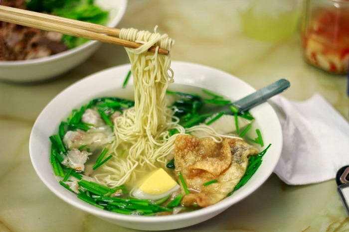 quán mì ngon ở Hà Nội