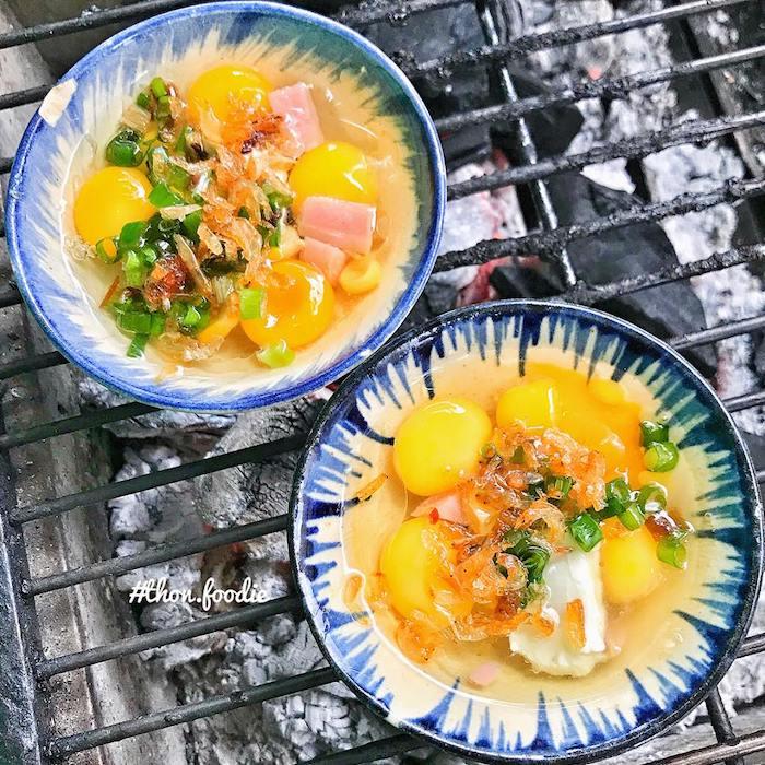 món ăn vặt mùa đông Hà Nội
