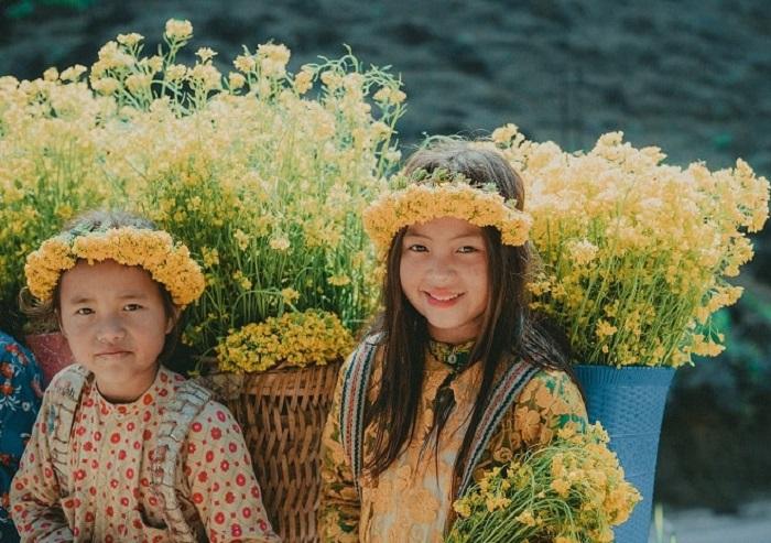 Mùa nào Hà Giang cũng có nhiều cảnh đẹp thu hút du khách.