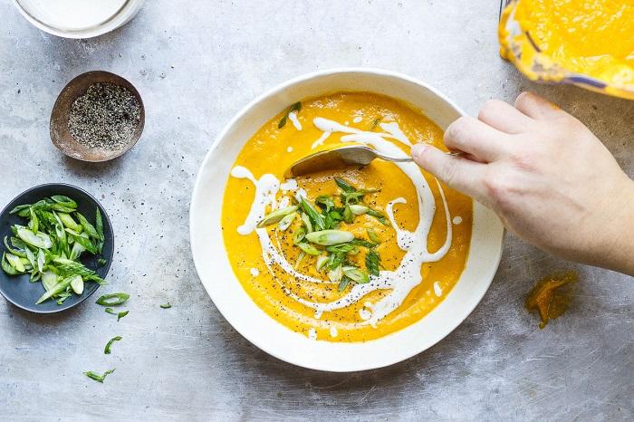Món súp thơm ngon