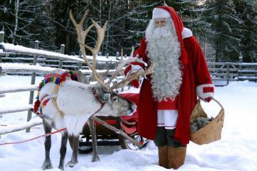 Quốc gia nào là quê hương của ông già Noel?