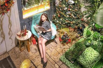 Top 5 quán cafe siêu xinh, siêu lãng mạn cho đêm Noel ở Hà Nội