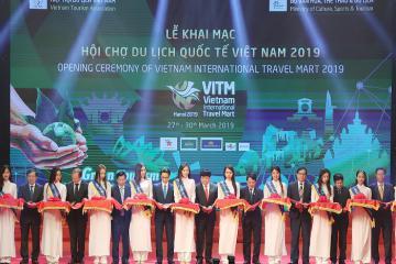 Tổ chức Hội chợ Du lịch quốc tế ở cả 3 miền Bắc - Trung - Nam