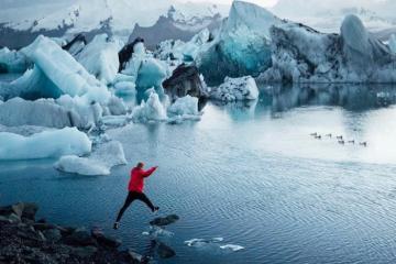 Chinh phục Jokulsarlon, đầm phá sông băng lớn nhất Châu Âu ở Iceland