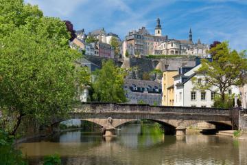 Một ngày du lịch Luxembourg - say đắm vẻ đẹp 'trái tim xanh của châu Âu'