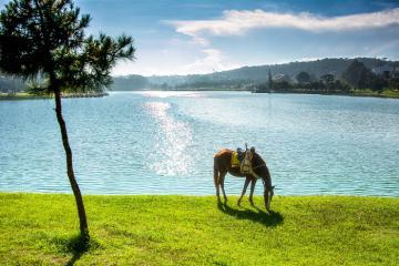 'Sửng sốt' với 3 hồ nước đẹp nhất Tây Nguyên