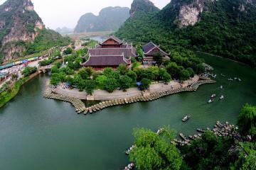 Năm Du lịch quốc gia 2020 sẽ diễn ra tại Ninh Bình