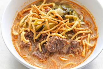 7 địa chỉ thưởng thức ẩm thực Chiang Mai nổi tiếng, đến là không muốn về