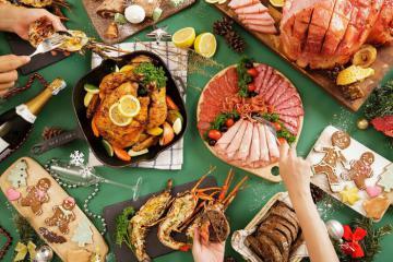10 món ăn truyền thống không thể thiếu trên bàn tiệc Giáng sinh tại các nước phương Tây (phần 2)