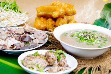 Cháo lòng Cái Tắc - đặc sản Hậu Giang, món ăn dân dã mà biết bao lữ khách say mê