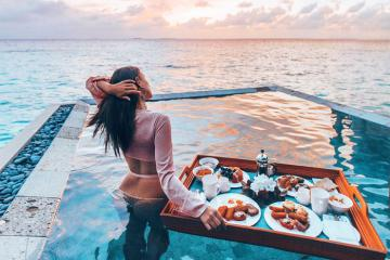 Thiên đường Maldives hay Nam Phi, điểm đến du lịch cuối năm nào được giới nhà giàu ưa chuộng nhất?