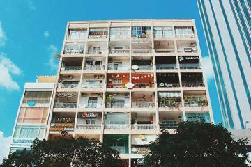 Điểm danh 4 chung cư cũ hot nhất Sài Gòn, chụp hình siêu ảo diệu