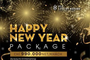 Đại tiệc đón năm mới tại FLC Vĩnh Phúc chỉ từ 990.000 VNĐ