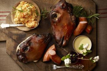 Đầu cừu - món ăn không phải ai cũng dám thử ở Iceland