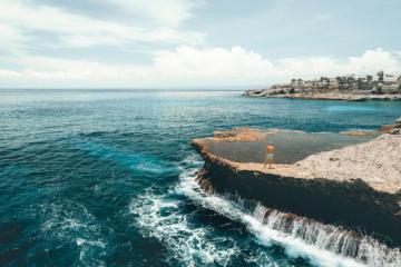 Đến Indonesia, truy tìm vách đá Devil's Tears - nước mắt quỷ ở Bali