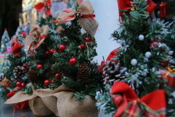 Top 5 địa chỉ mua đồ trang trí Noel đẹp và rẻ ở Hà Nội