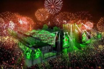 Địa điểm tổ chức countdown hoành tráng nhất Hà Nội