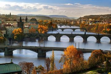Thành phố vàng Prague quyến rũ bên dòng Vltava - Cộng hòa Séc