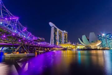 Du lịch Singapore đầu năm 2020 dừng chân tại 6 điểm đến biểu tượng của đảo quốc sư tử