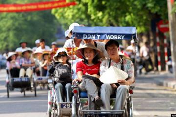 Du lịch Việt Nam tiến về đích ngoạn mục