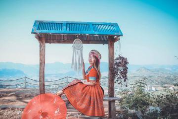 Chuyến 'săn hoa' ở Mộc Châu 2 ngày 1 đêm với chi phí chưa đầy 1 triệu của cô gái trẻ Hà Nội