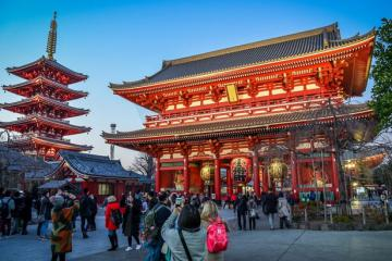 Du lịch Tokyo khám phá những điểm đến văn hóa ấn tượng - nơi giao thoa mạnh mẽ giữa hiện đại và truyền thống