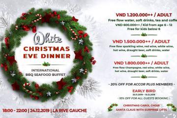 Đến Grand Mercure Đà Nẵng đón Giáng sinh và năm mới với đại tiệc chỉ từ 1.200.000 VNĐ