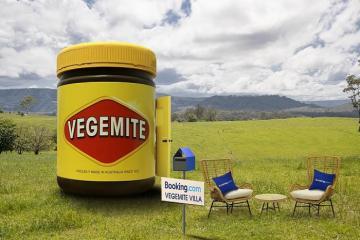 Chui vào hũ bơ khổng lồ, trải nghiệm một đêm nghỉ đáng nhớ tại khách sạn độc đáo ở Úc