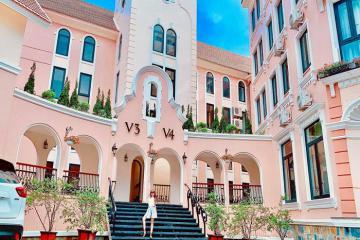 Khách sạn Venus – điểm sống ảo 'nghìn like' ở Tam Đảo