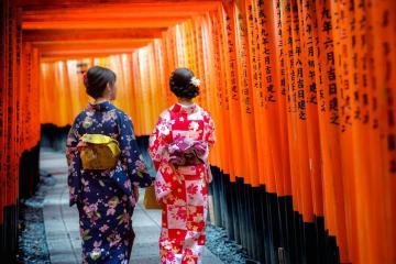Khám phá cố đô Kyoto Nhật Bản - nơi sở hữu những ngôi nhà gỗ trăm tuổi và món tempura trứ danh