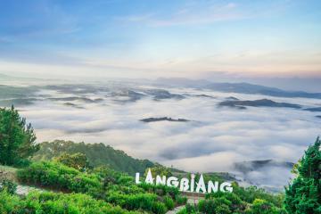 Kinh nghiệm du lịch Langbiang - 'tiểu Paris' của Việt Nam
