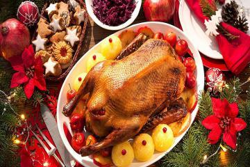 10 món ăn truyền thống không thể thiếu trên bàn tiệc Giáng sinh tại các nước phương Tây (phần 1)
