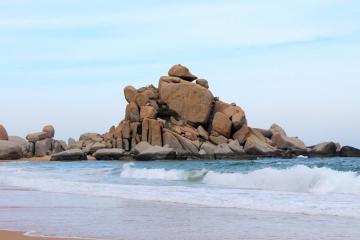 Khám phá Mũi Dinh - 'tiểu sa mạc biển' của Ninh Thuận